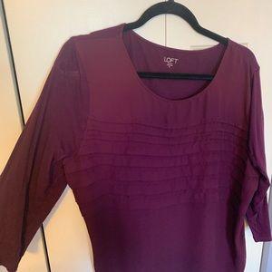 Purple Loft Shirt